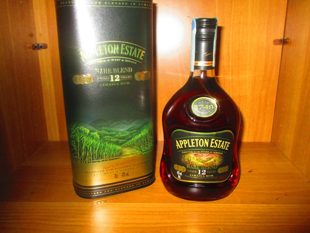 Appleton Estate 12 Anni Extra Jamaica