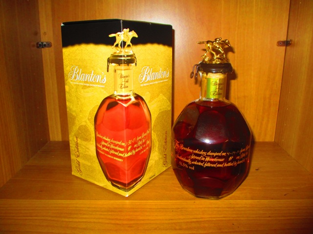Blanton\'s Gold Edition