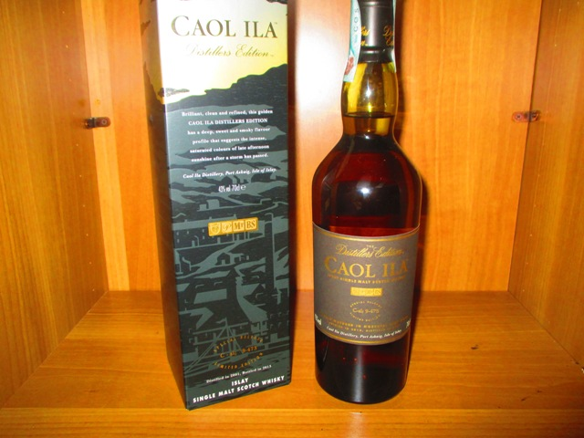 Caol Ila Distillery Edition