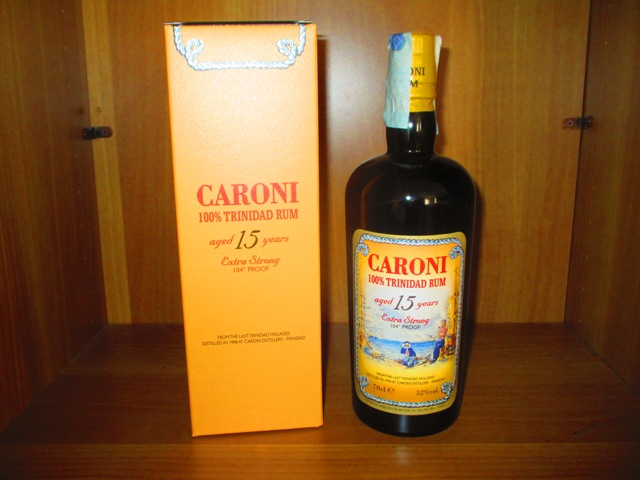 Caroni 15 Years Extra Strong