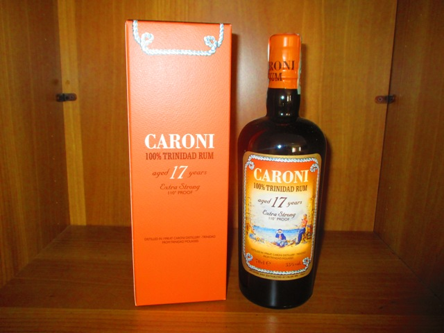Caroni 17 Years Extra Strong