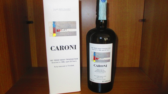 Caroni 1996 Fully Matured