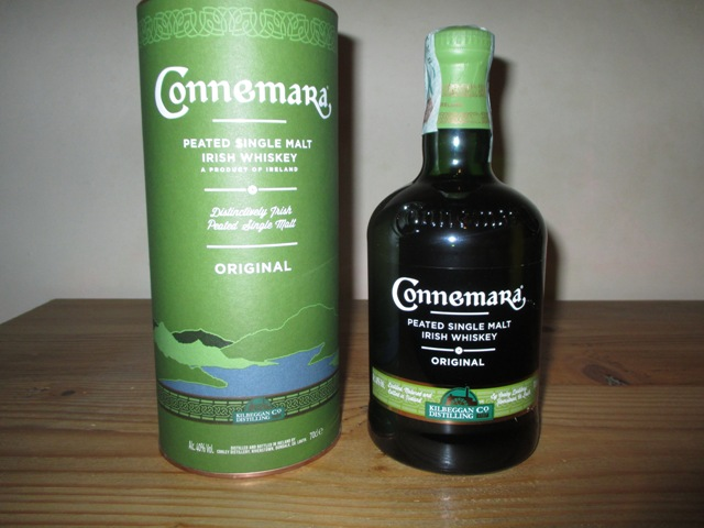 Connemara Peayed Irish Whiskey
