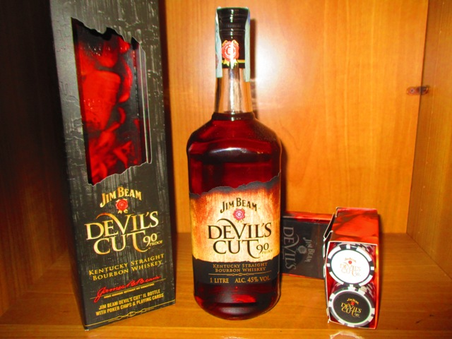 Jim Beam Devil's Cut 90