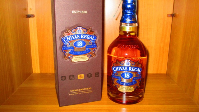 Chivas Regal 18 anni