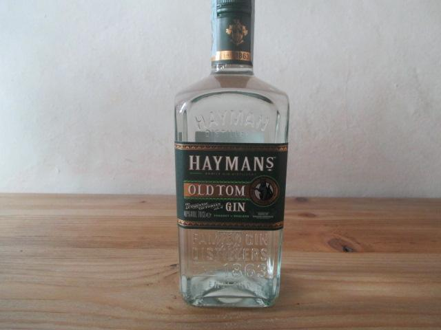 Gin Hayman's Old Tom