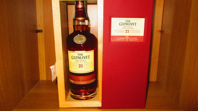 The Glenlivet 21 Years  Archive