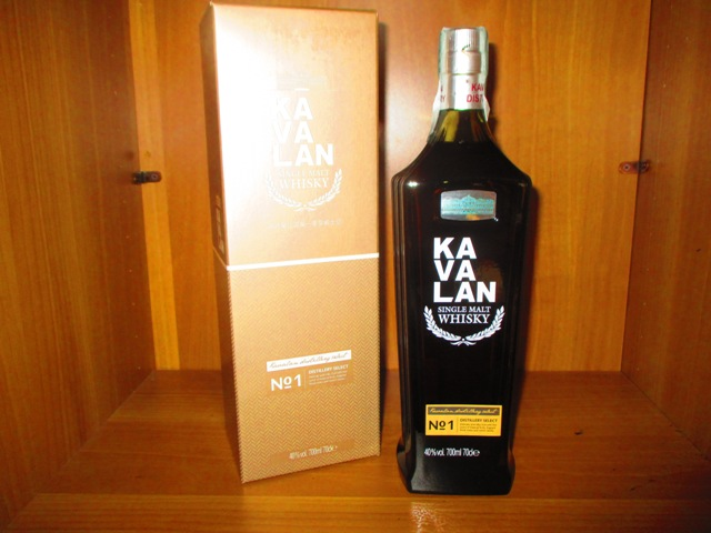 Kavalan Distillery Select N.1
