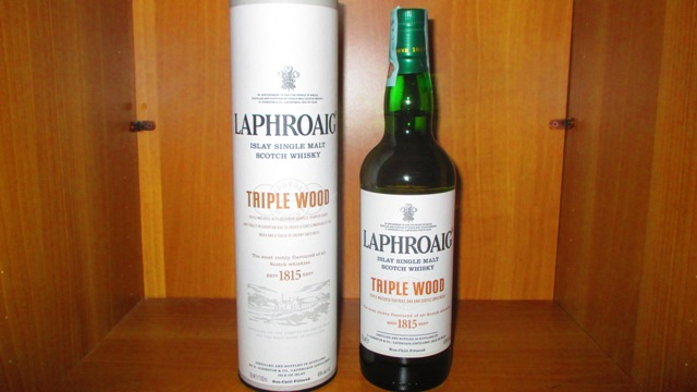 Laphoraig  Triple Wood