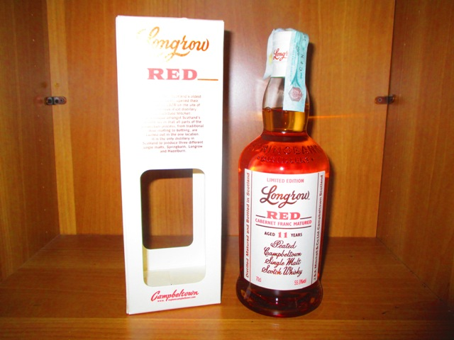 Longrow Red  11 Years