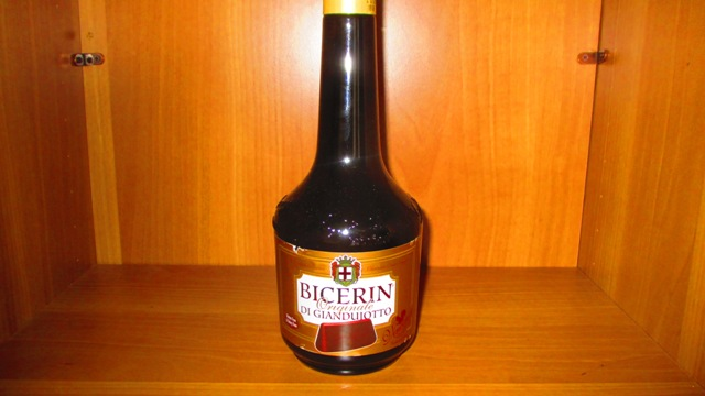 Bicerin liquore Gianduiotto